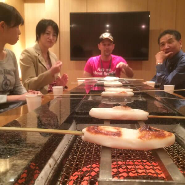 仙台食べ歩きツアー